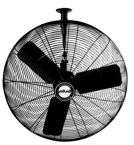 "Well Known Outdoor Ceiling Mount Oscillating Fans With Regard To Air King® 30"" Oscillating Ceiling Mount Fan At Menards® (View 11 of 15)"