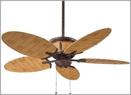 Well Known Outdoor Large Ceiling Fans » Comfy Large Outdoor Ceiling Fans With Regarding Outdoor Ceiling Fans With Motion Light (View 10 of 15)