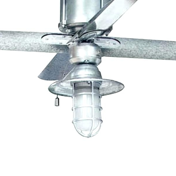 Featured Photo of Outdoor Ceiling Fans With Guard