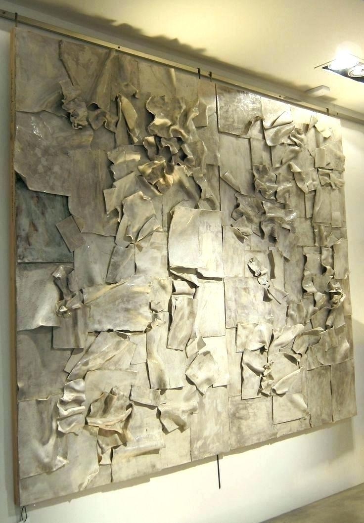 Well Known Outdoor Wall Sculpture Art With Regard To Outdoor Wall Sculptures Outdoor Ceramic Wall Art Wall Decor (View 13 of 15)