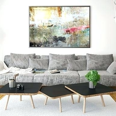 Well Known Oversized Framed Art With Large Framed Pictures For Living Room Wall Art Elegance Oversized (View 11 of 15)