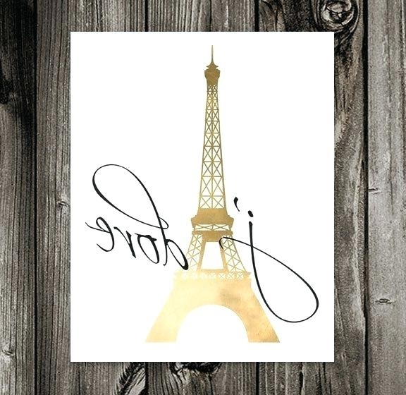 Well Known Paris Themed Wall Art Regarding Paris Wall Art Wall Decor Paris Wall Art Amazon – Shopforchange (View 15 of 15)