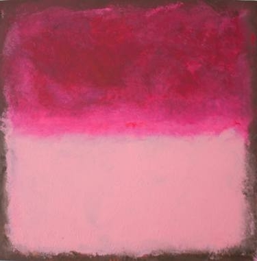 Well Known Pink Abstract Wall Art Throughout Saatchi Art: Fuchsia And Powder Pink Abstract Wall Art Painting (View 15 of 15)