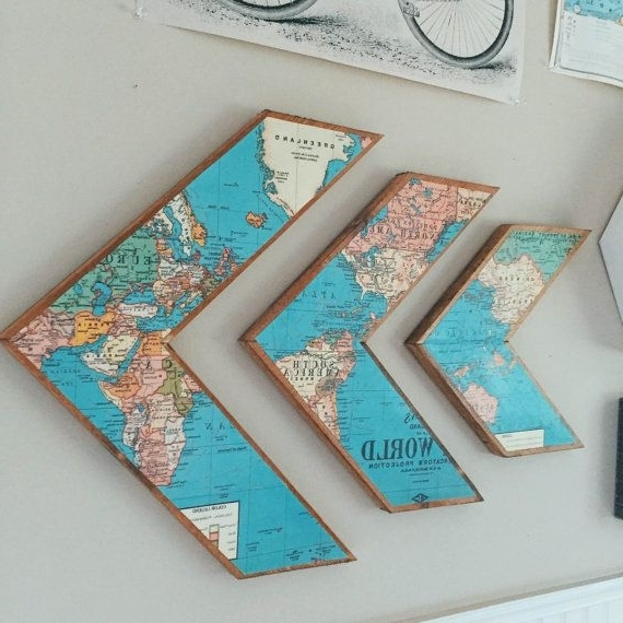 Well Known Pinterest Diy Wall Art Within Ccdcebaece Wooden Wall Decor Wall Art Decor Great Diy Wall Art (View 8 of 15)