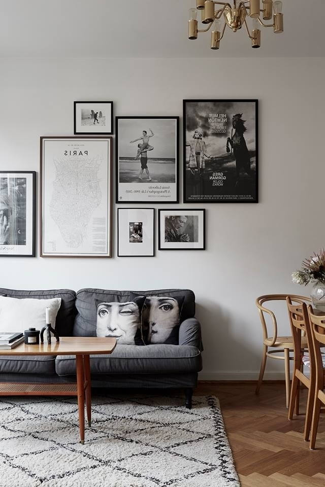 Well Known Pinterest Wall Art Decor Intended For Best 25 Living Room Wall Art Ideas On Pinterest Living Room Art (View 13 of 15)