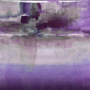 Well Known Purple And Grey Abstract Wall Art Regarding Gray And Purple Wall Art Best Abstract Purple Images On Abstract Art (View 15 of 15)