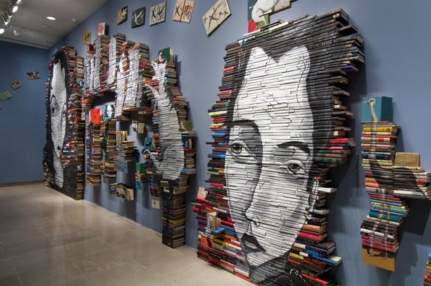 Well Known Recycled Wall Art Throughout How To Recycle: Recycled Wall Art Designs (View 12 of 15)