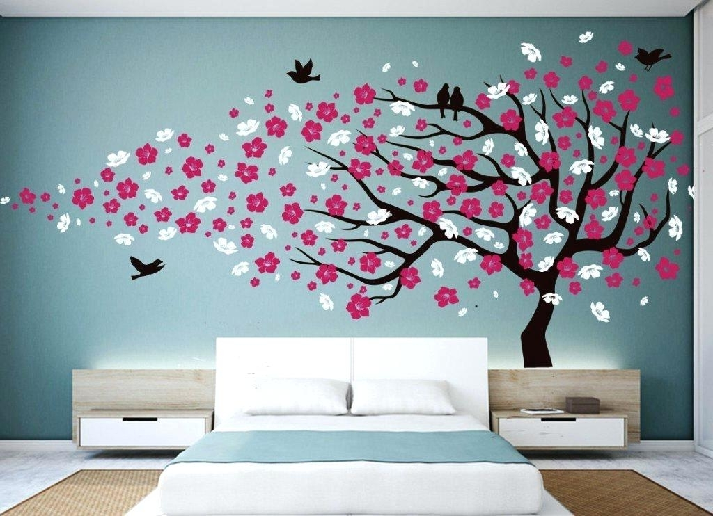 Well Known Red Cherry Blossom Wall Art – Dannyjbixby Intended For Red Cherry Blossom Wall Art (View 2 of 15)