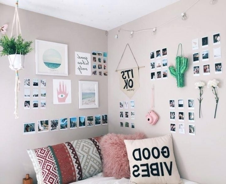 Well Known Teenage Wall Art Throughout Bedroom Teen Wall Decor Best Ideas About Creative With Art Wa (View 3 of 15)