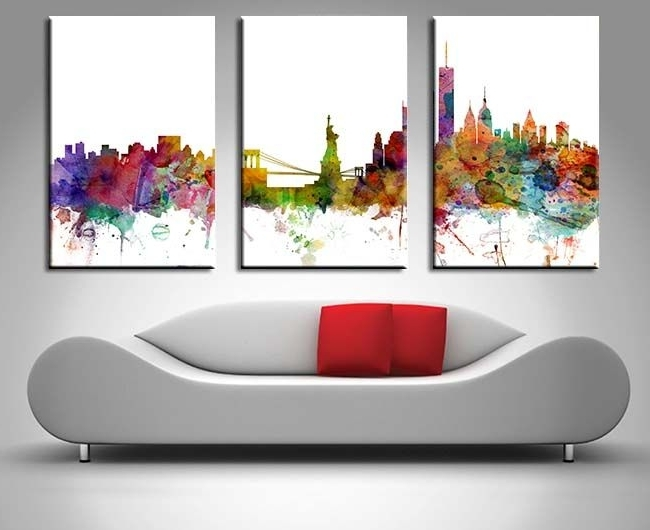 Well Known Three Panel Wall Art For Fffebcbdedaeba Wall Canvas Canvas Art Gallery One 3 Panel Wall Art (View 14 of 15)