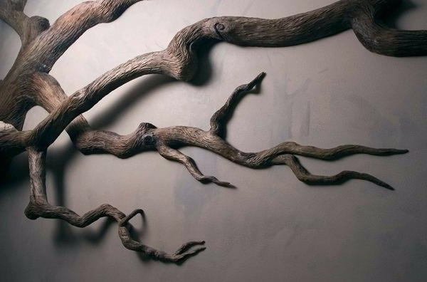 Well Known Tree Wall Art Sculpture Tree Tree Branch Wall Art Tree Wall Throughout Tree Wall Art Sculpture (View 13 of 15)