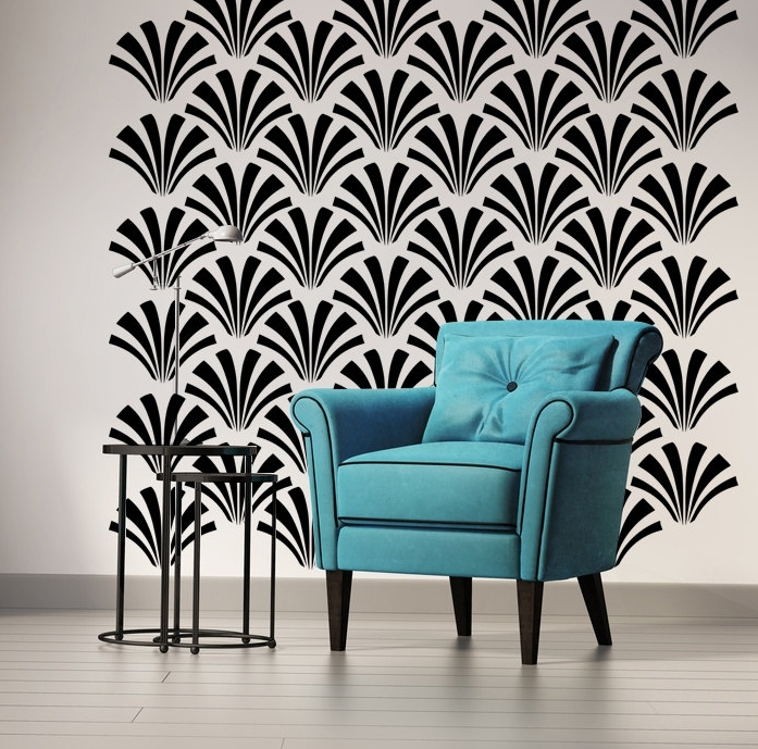 Featured Photo of Wall Art Deco Decals
