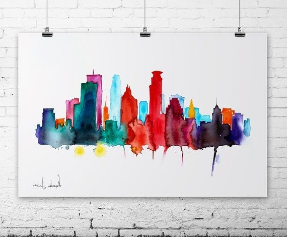 Well Known Wall Art Designs: Best Minneapolis Wall Art Stores Minneapolis For Minneapolis Wall Art (View 15 of 15)