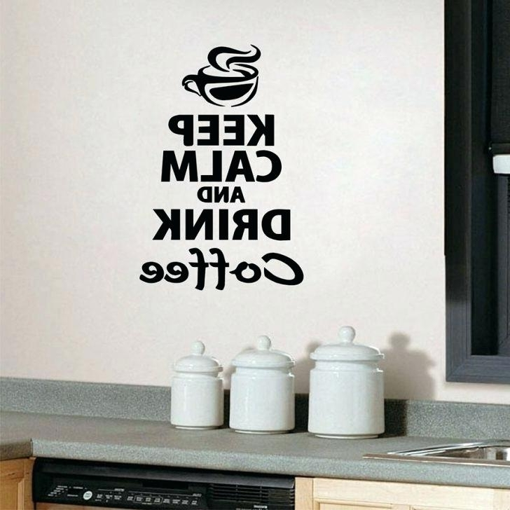Featured Photo of Cool Kitchen Wall Art