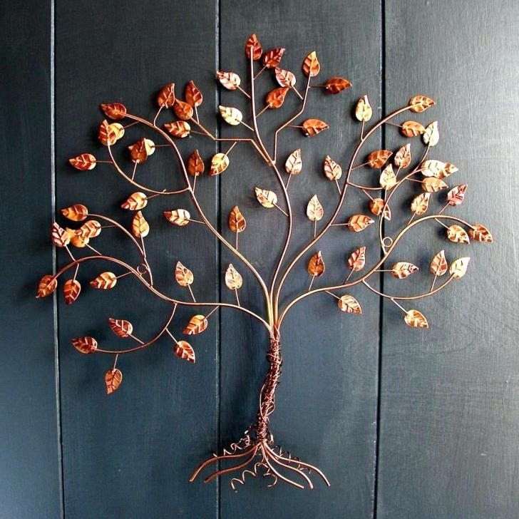 Well Known Wire Wall Art Home Decor Incredible Copper Wire Wall Art Edu9841 In Wire Wall Art Decors (View 7 of 15)