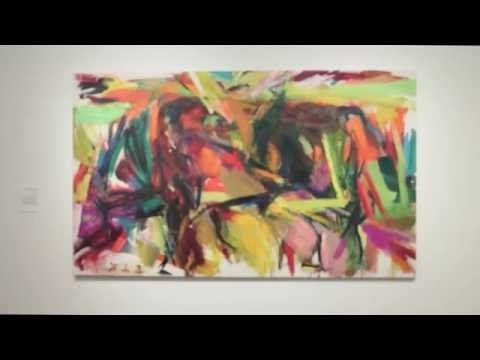 Well Known Women Of Abstract Expressionism (View 11 of 15)