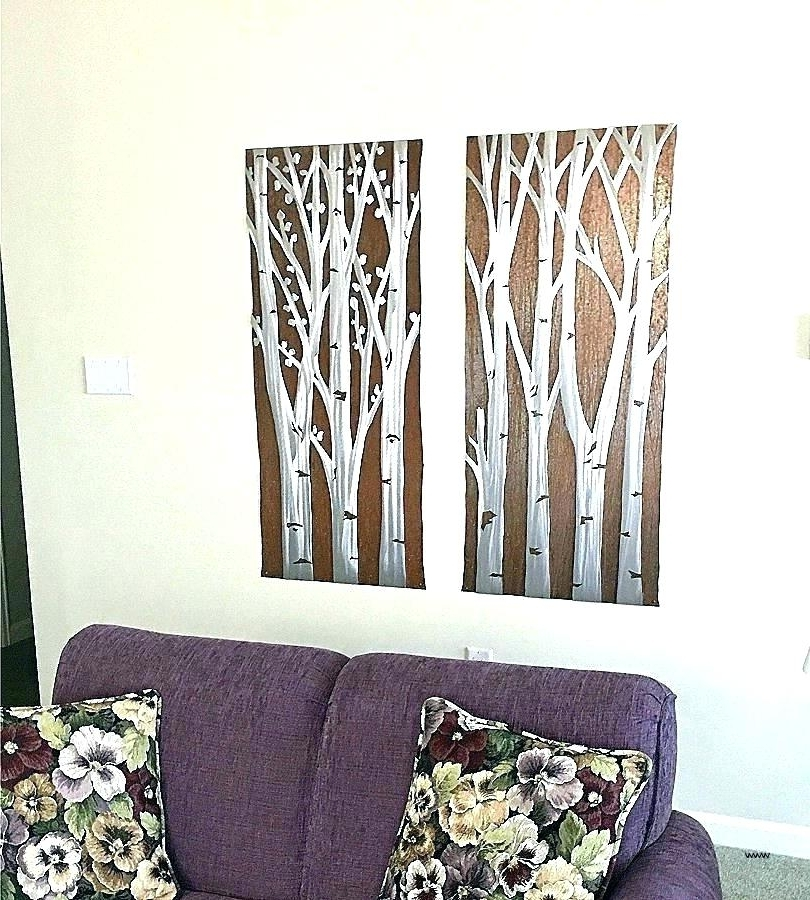 Well Liked Aspen Trees Wall Art Metal Wall Art Trees Aspen Tree Wall Art He Intended For Aspen Tree Wall Art (View 9 of 15)