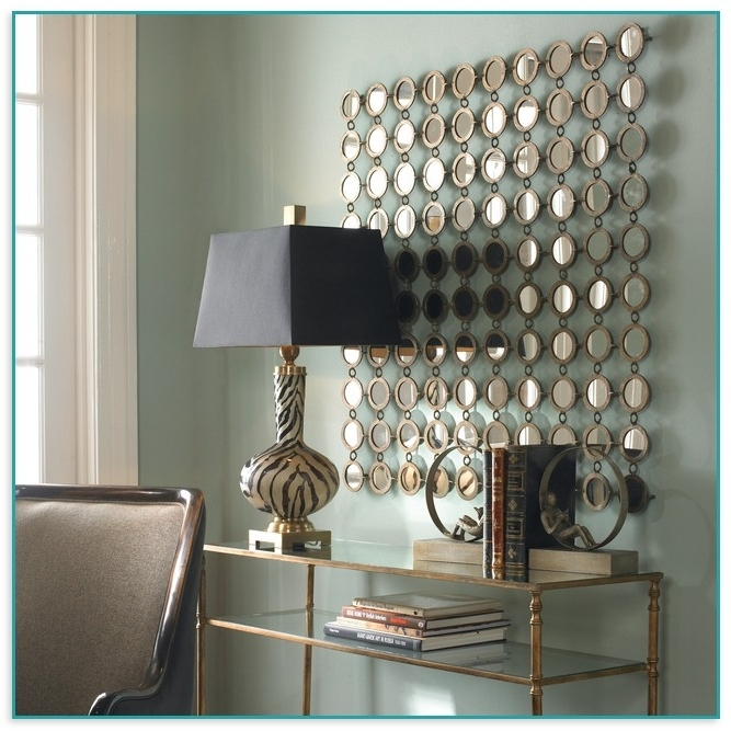 Well Liked Best Small Round Mirrors Wall Art Intended For Small Round Mirrors Wall Art (View 7 of 15)
