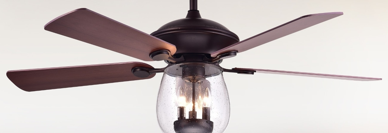 Well Liked Buy Ceiling Fans Online At Overstock (View 10 of 15)