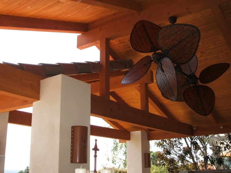 Well Liked Ceiling Fan: Recomended Outdoor Ceiling Fan With Light Outdoor Regarding Large Outdoor Ceiling Fans With Lights (View 8 of 15)