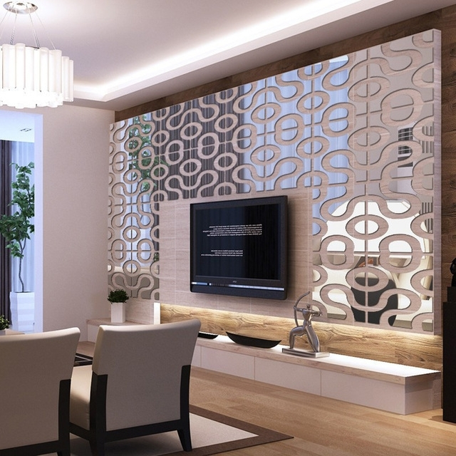Well Liked Contemporary 3D Wall Art Intended For 3D Wall Art Decor – Bire (View 9 of 15)