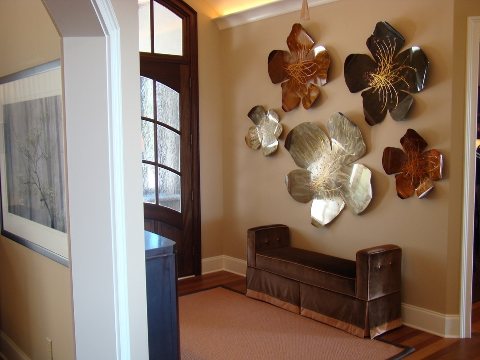 Well Liked Contemporary Metal Wall Art Sculpture — Joanne Russo Homesjoanne Intended For Contemporary Metal Wall Art Sculpture (View 6 of 15)