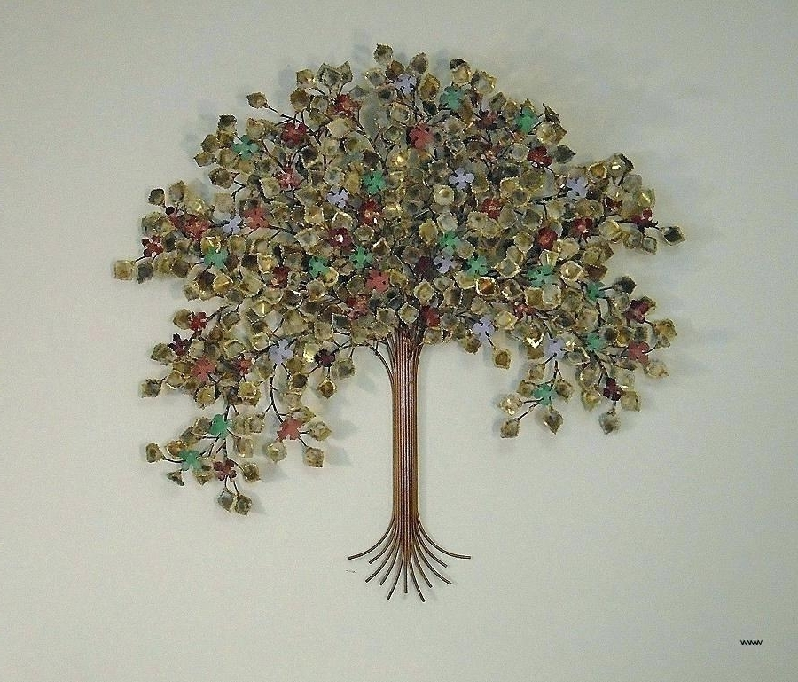 Well Liked Copper Tree Wall Art Copper Tree Wall Art Pretty Inspiration Ideas Throughout Bronze Tree Wall Art (View 15 of 15)