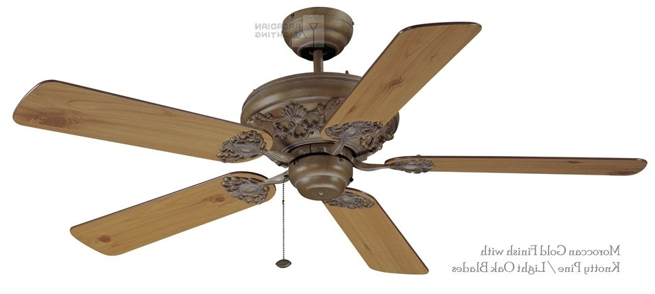 "Well Liked Craftmade Outdoor Ceiling Fans Craftmade Pertaining To Craftmade Cld52 52"" Claredon Traditional Ceiling Fan El Cld (View 8 of 15)"