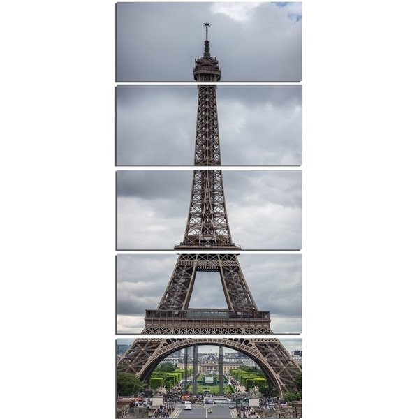 Well Liked Eiffel Tower Metal Wall Art For Eiffel Tower Wall Art (View 11 of 15)