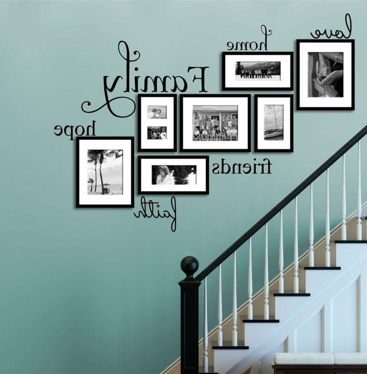Well Liked Faith Family Friends Spectacular Family Wall Decor – Wall Decoration In Family Photo Wall Art (View 15 of 15)