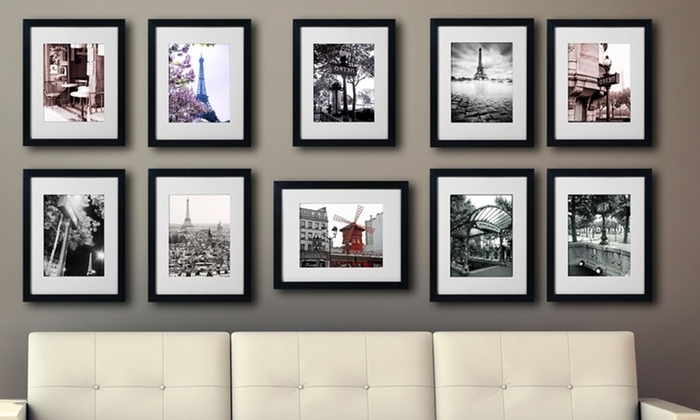 Well Liked Groupon Wall Art Inside 16 X20 Framed Paris Wall Art Groupon Goods C700X420 700X420 Ecstatic (View 13 of 15)