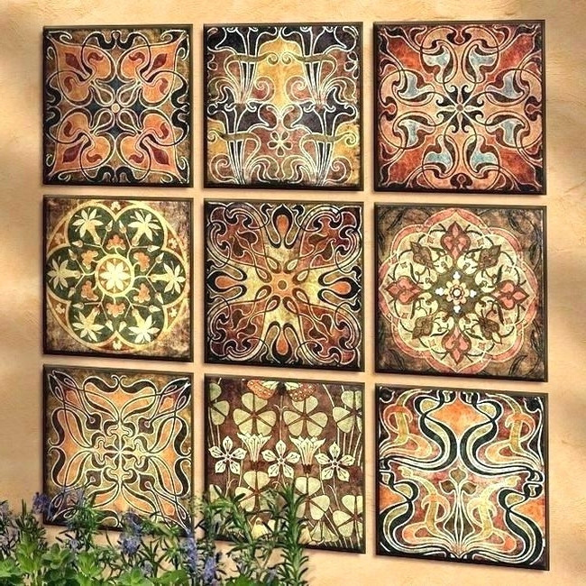 Well Liked Italian Wall Decor Plaques (View 9 of 15)