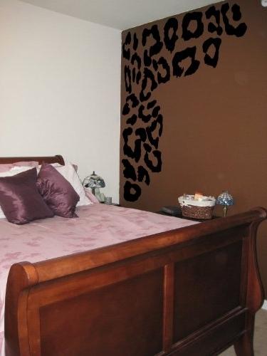 Well Liked Leopard Print Spots Vinyl Wall Decal Decor – Cheetah Print Wall Pertaining To Leopard Print Wall Art (View 2 of 15)