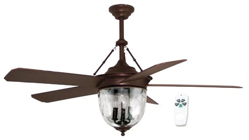 Featured Photo of Lowes Outdoor Ceiling Fans With Lights