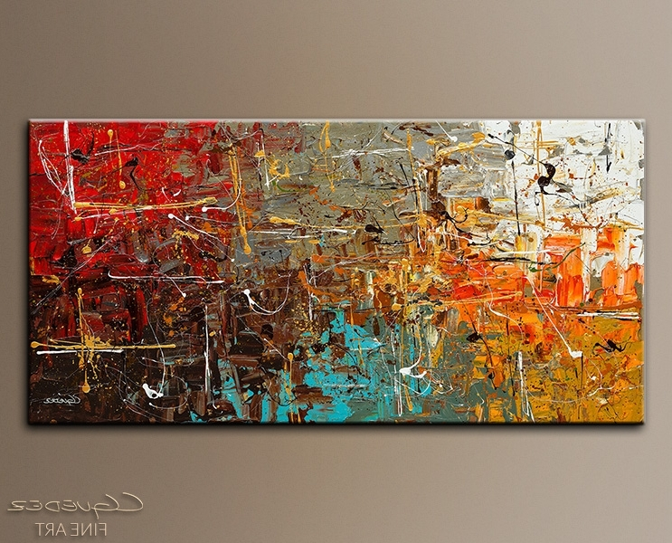 Well Liked Modern Abstract Wall Art Intended For Modern Abstract Wall Art – Www (View 14 of 15)