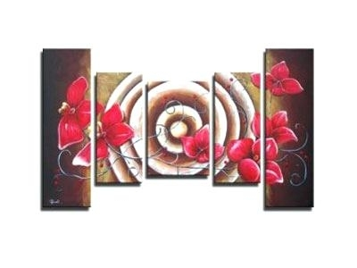 Well Liked Multiple Piece Canvas Wall Art 5 Piece Wall Art Multi Panel Canvas With Multiple Piece Canvas Wall Art (View 15 of 15)