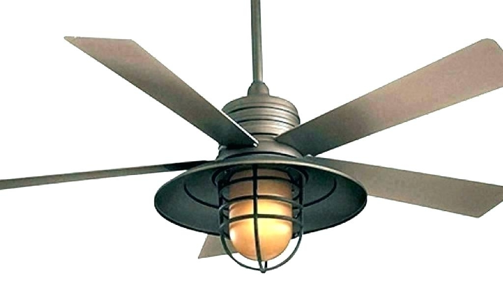 Well Liked Outdoor Ceiling Fans For Gazebo With Regard To Gazebo Ceiling Fan With Plug (View 9 of 15)