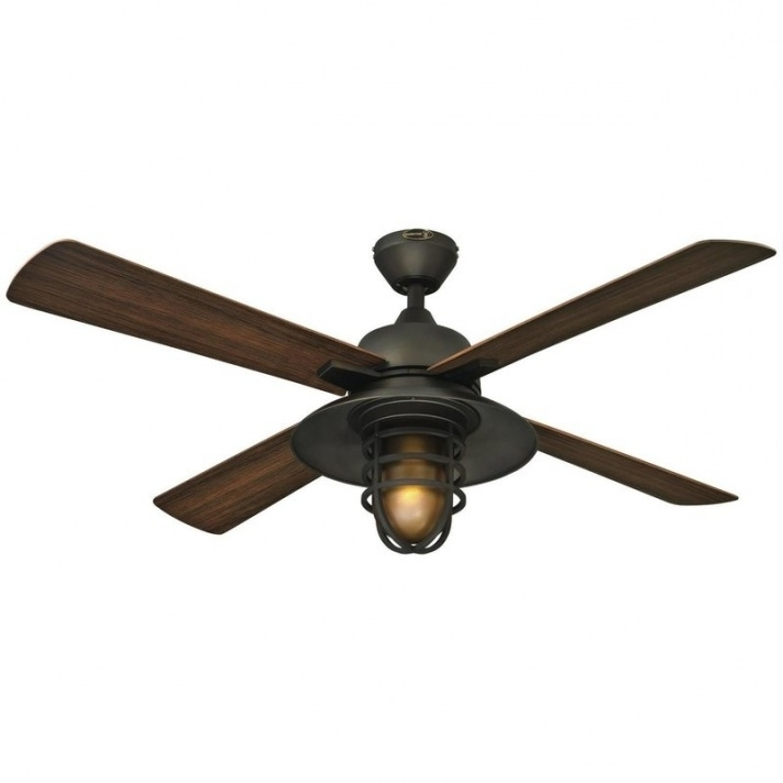 Well Liked Outdoor Ceiling Fans You'll Love (View 13 of 15)