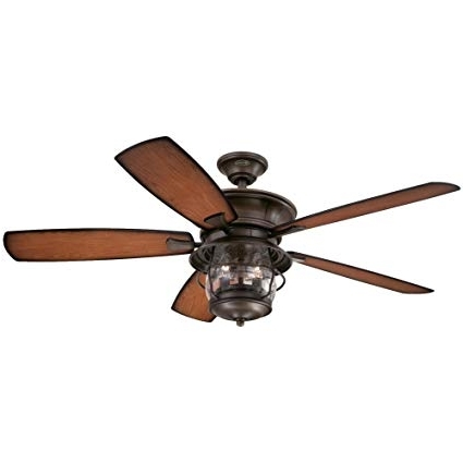 Westinghouse 7800000 Brentford 52 Inch Aged Walnut Indoor/outdoor Intended For Most Up To Date Outdoor Ceiling Fans For High Wind Areas (View 15 of 15)