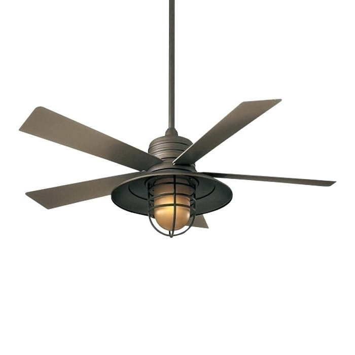 Featured Photo of Outdoor Ceiling Fans For Wet Locations