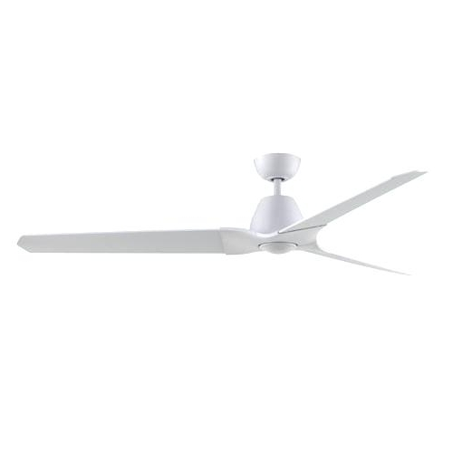 White Ceiling Fan With Remote Outdoor Ceiling Fans White White In Favorite Hunter Outdoor Ceiling Fans With White Lights (View 14 of 15)