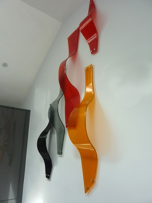 Widely Used 3D Glass Wall Art For Wall Sculptures (View 9 of 15)