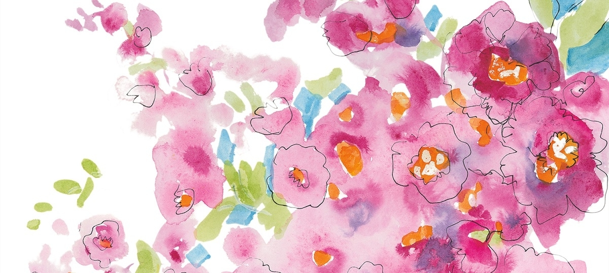 Widely Used Abstract Floral Canvas Wall Art In Abstract Floral & Botanical Art Prints (View 15 of 15)