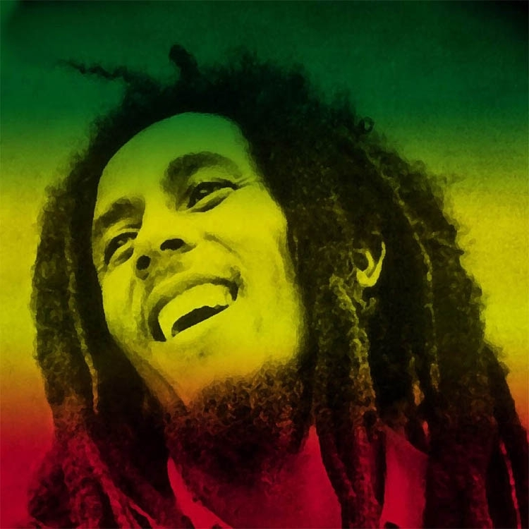 Widely Used Bob Marley Canvas Print With Regard To Bob Marley Canvas Wall Art (View 9 of 15)