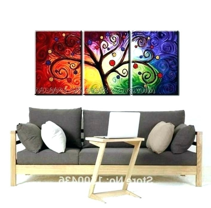 Widely Used Canvas Wall Art Sets Canvas Wall Art Sets Of 3 3 Piece Wall Art Sets Within 3 Set Canvas Wall Art (View 11 of 15)