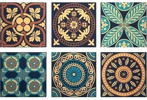 Widely Used Ceramic Tile Wall Art For Tile Wall Art Ceramic Tile Wall Art Fancy Tile Wall Art Magnificent (View 15 of 15)