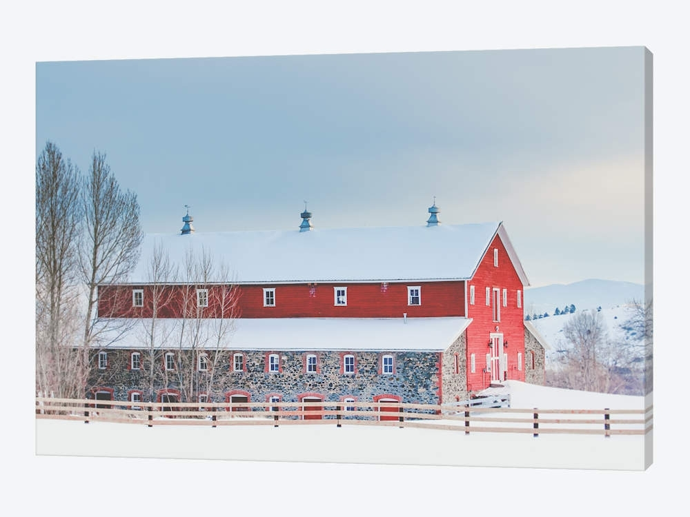 Widely Used Country Living Canvas Wall Artlittle Cabin Art Prints (View 9 of 15)