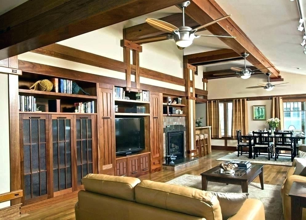 Widely Used Craftsman Ceiling Fan Craftsman Style Ceiling Fans Craftsman Ceiling Within Craftsman Outdoor Ceiling Fans (View 2 of 15)