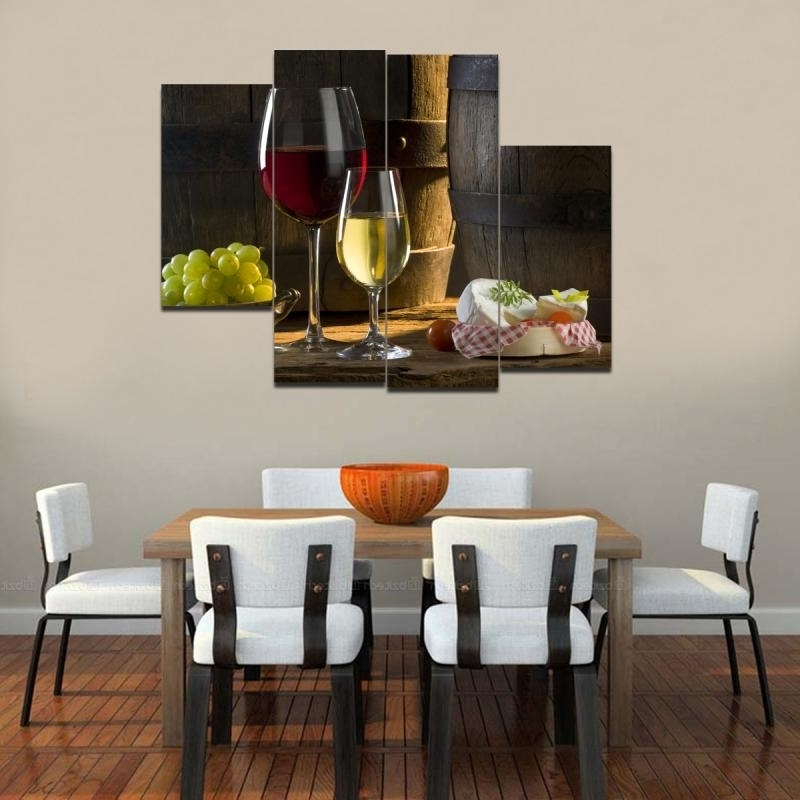Widely Used Dining Area Wall Art With Regard To  (View 15 of 15)