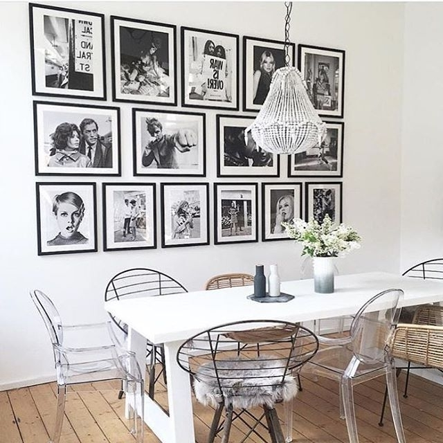 Widely Used Enchanting Dining Room Artwork On Glamorous Wall Art Pinterest Throughout Glamorous Wall Art (View 15 of 15)